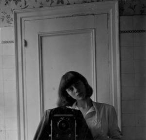 Diane Arbus, autorretrato 1945